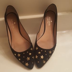 Kate Spade Star Shoes